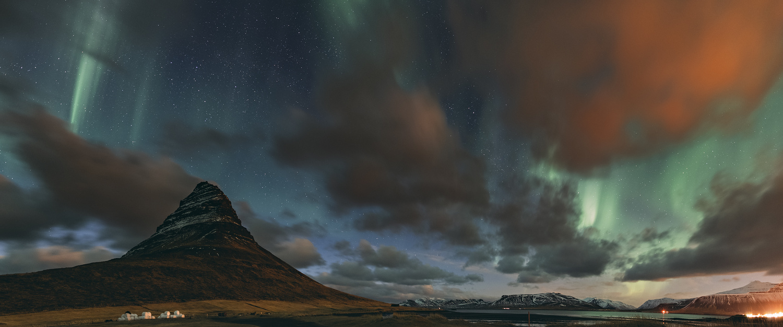 Northern Lights over Kirkjufell by Josh Jordan