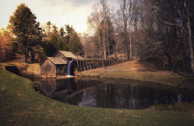 Mabry Mill by Carla Petrillo