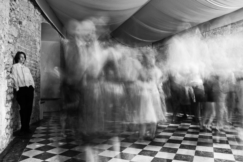 Shyness by Krzysztof Bober