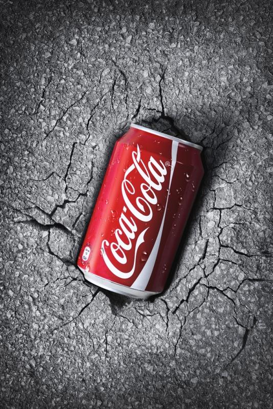Coca Cola Impact by LEVARWEST Benjamin