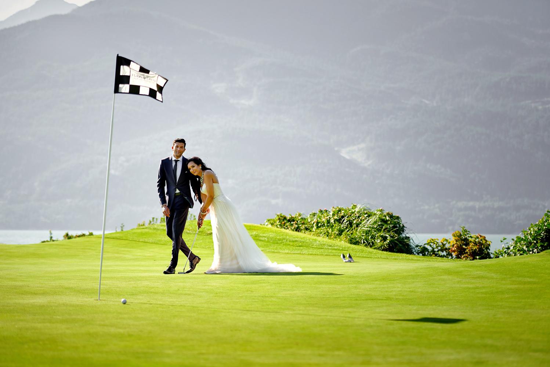 Furry creek golf course wedding by robert demeter