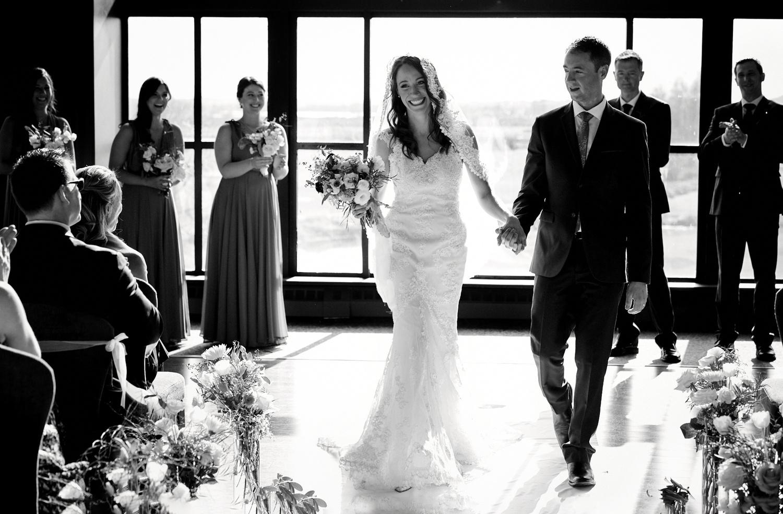 Just married! by robert demeter