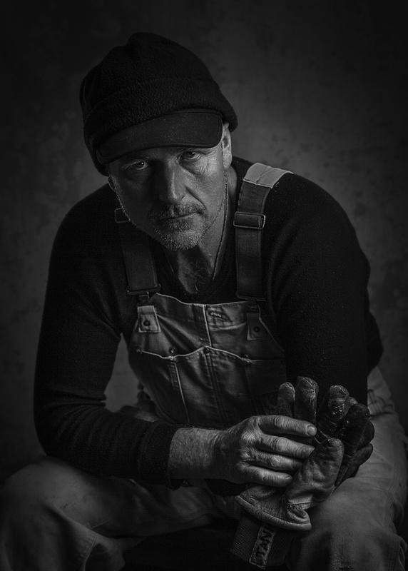 Tank the carpenter by David Leyland