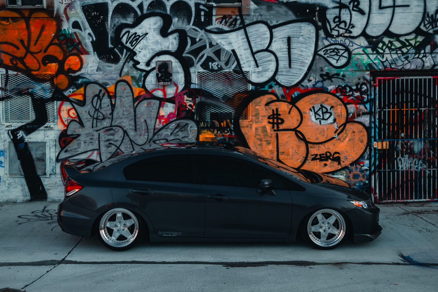 9th gen civic by MATTHEW RUSSELL