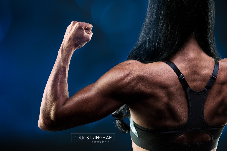 Heather - Bodybuilding 03 by Doug Stringham