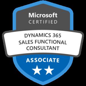 Microsoft dynamics certification by Patric Spillner