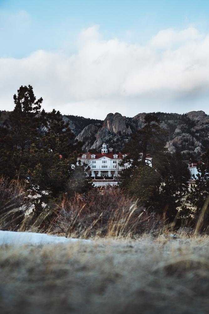 The Historic Stanley Hotel by Sam Gatley
