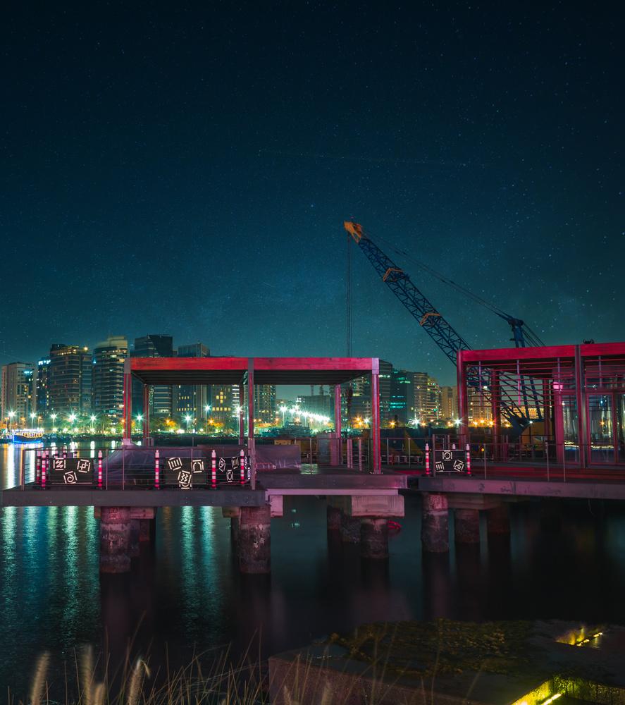 Docks by Kunal Mehta