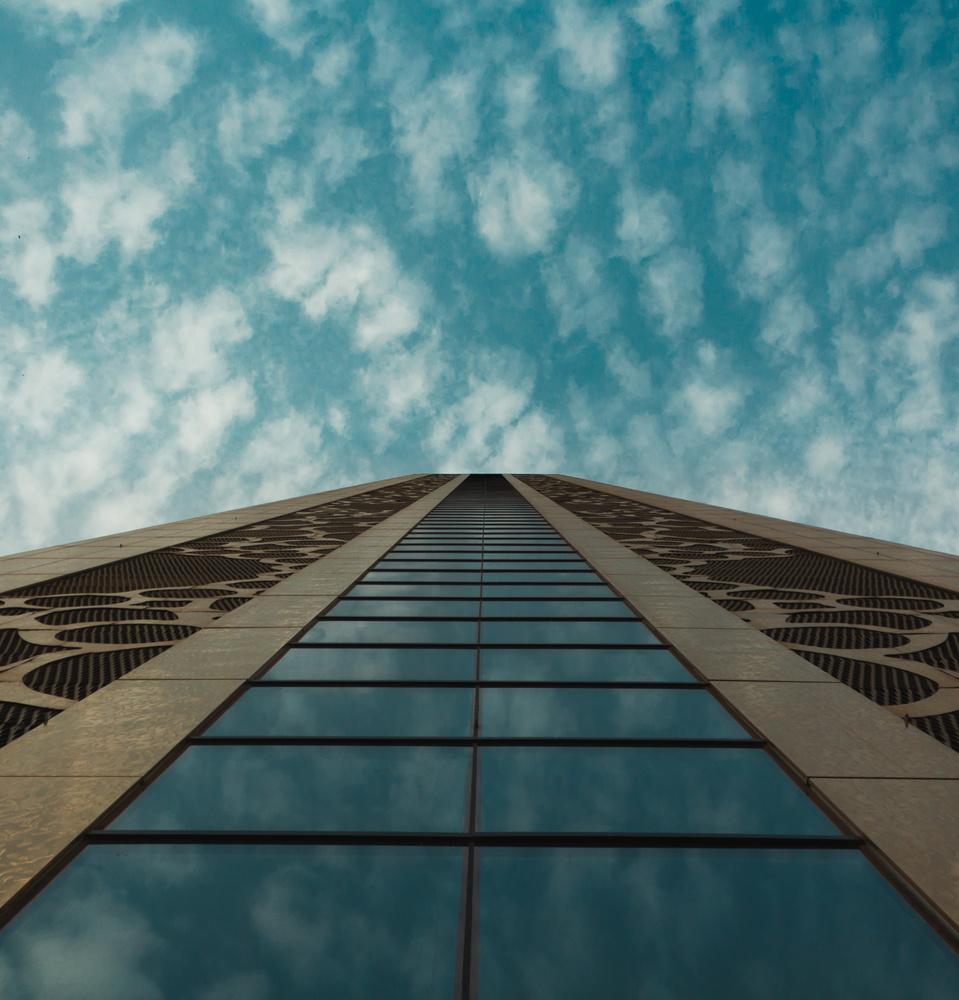 Dubai frame by Kunal Mehta