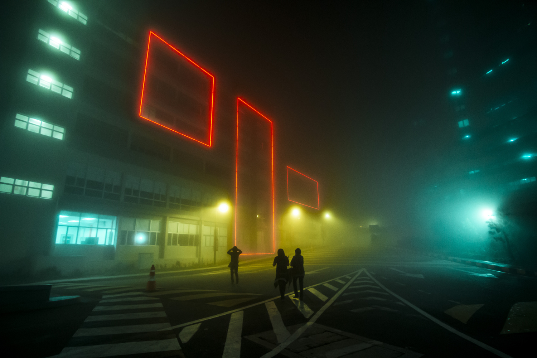 Cyberpunk Central by Garry Db