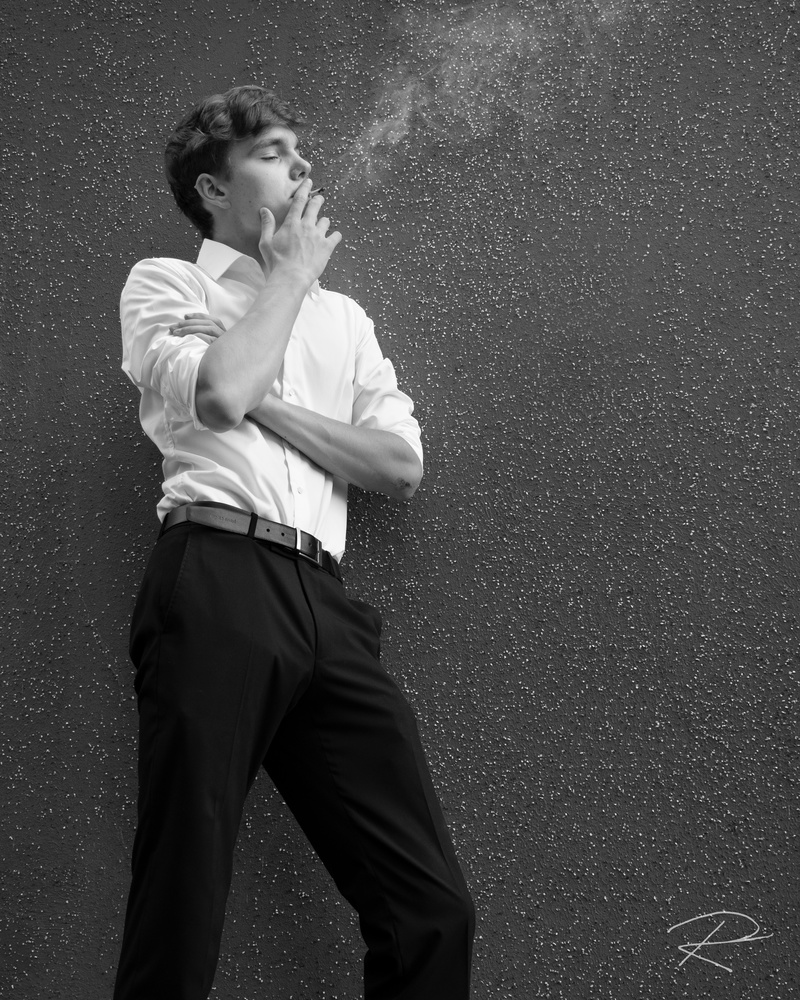 Aftersmoke by Rasti Konkol