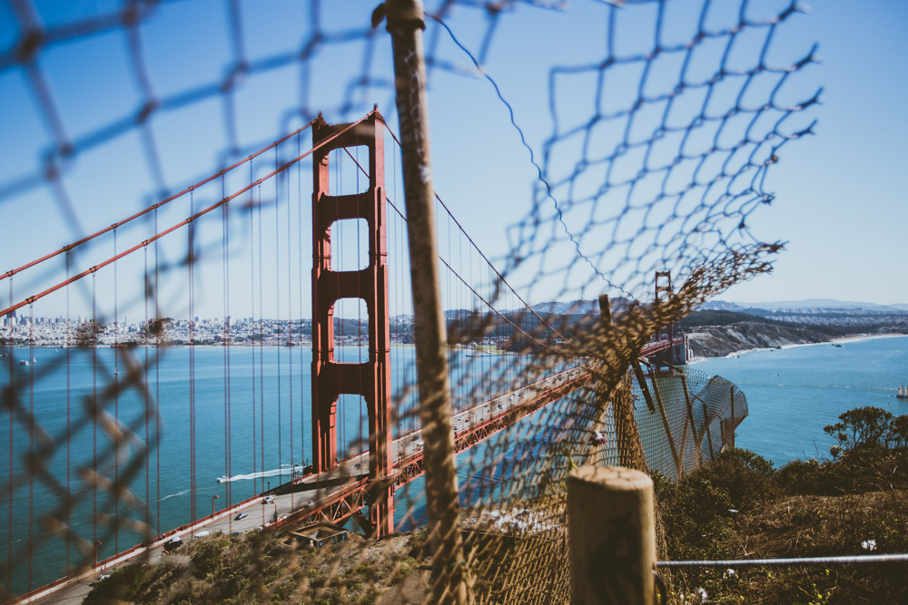 Golden Gate  by Jason Hudson