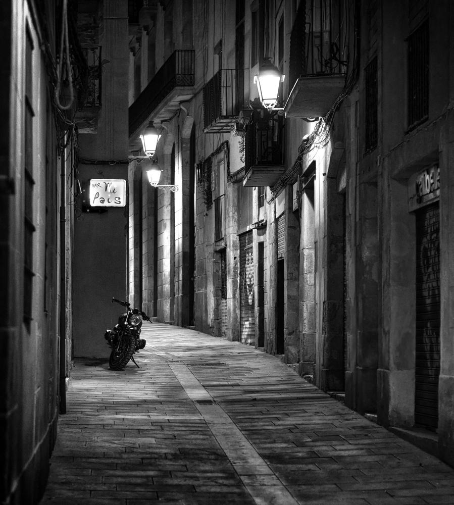 Barcelona Wander by Eric Wilson