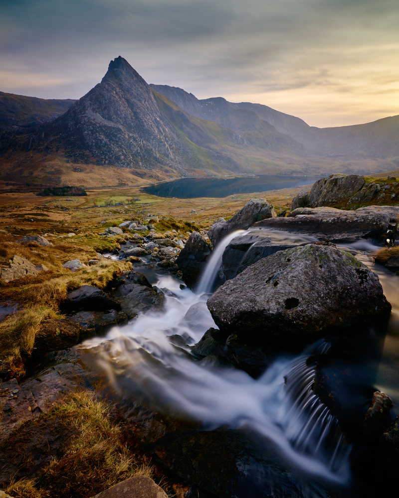 Tryfan by Dominic Williams
