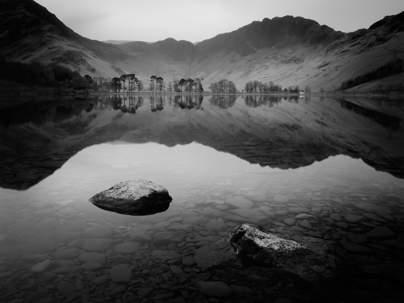 Buttermere by Dominic Williams