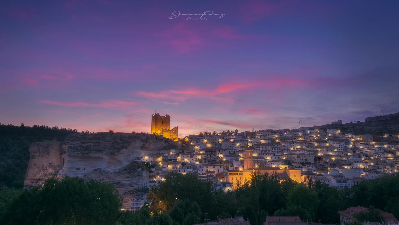 Alcala sunset view by Jacin Fernández