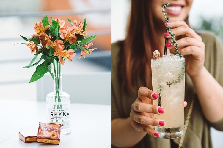 Craft Cocktail Photography by Kristen Penoyer