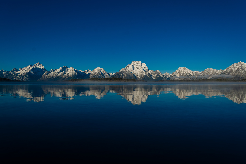 Jackson Lake by Garrett Gimbel
