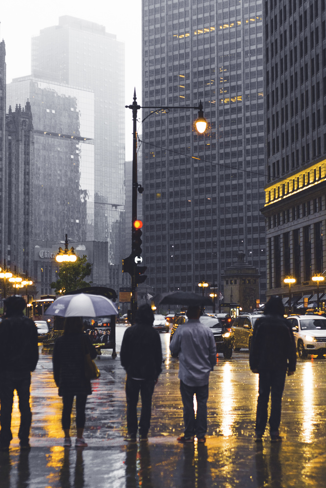 Rainy day by Tim Westrate