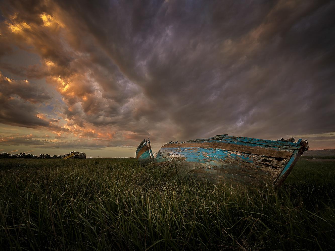 Daybreak by Victor Jolley