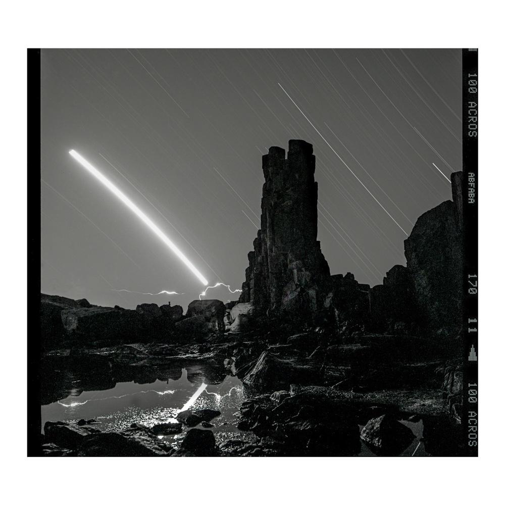 Bombo Moonrise by Jason De Freitas