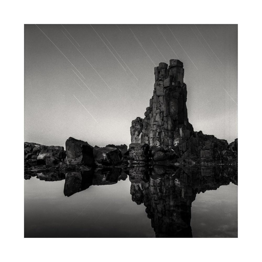 Bombo Quarry Star Trails by Jason De Freitas