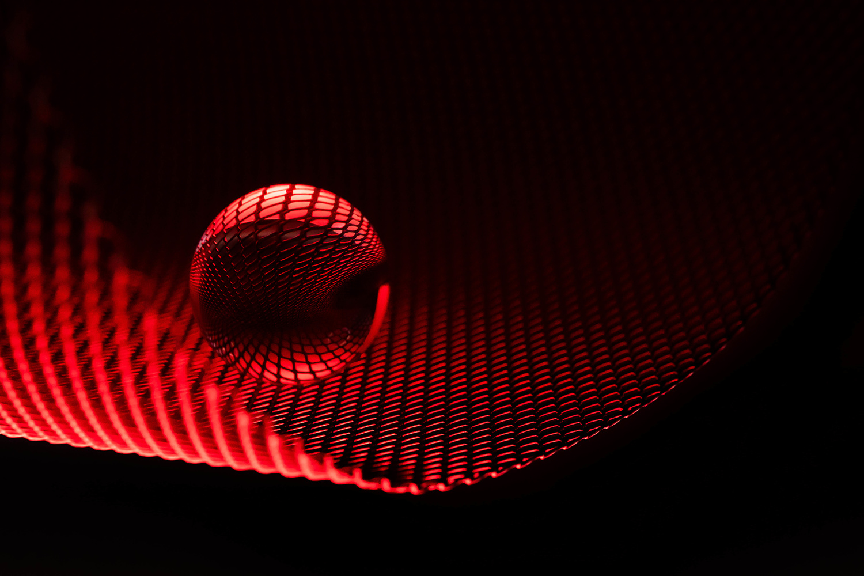 cristal ball by Hans van Voorst