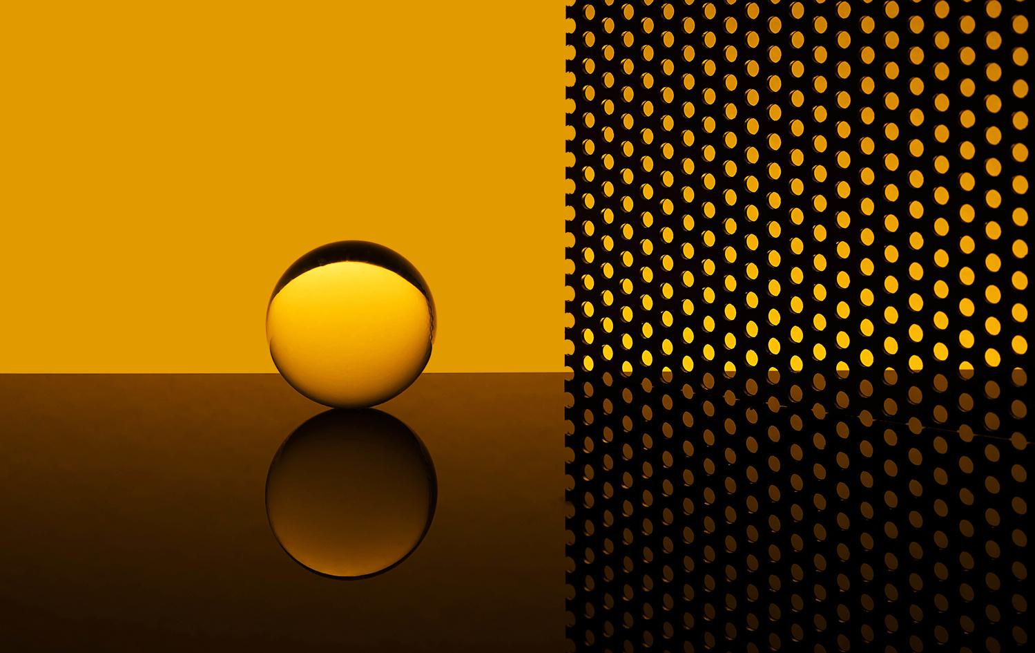 crystal ball by Hans van Voorst