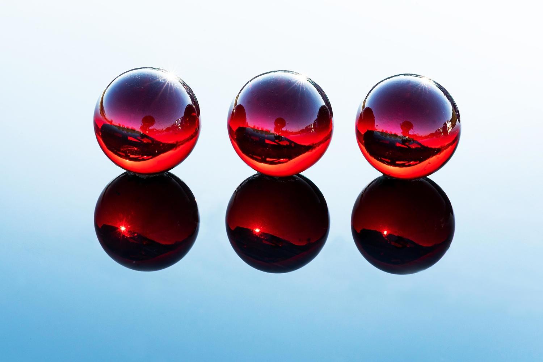 marbles by Hans van Voorst