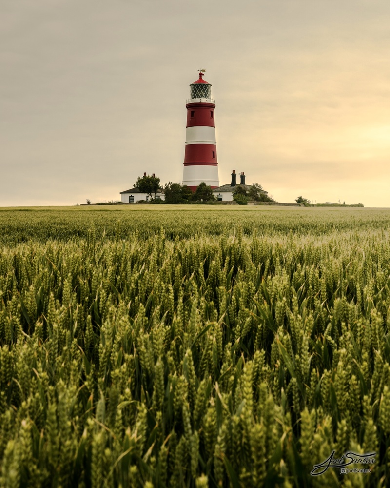 Happisburgh lighthouse by Joel Santos