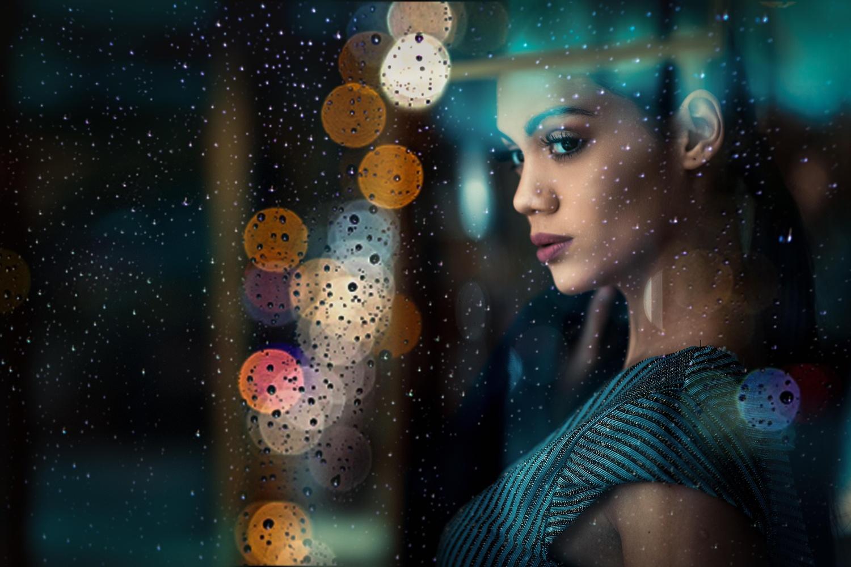 Rain down on me by Manthos Tsakiridis