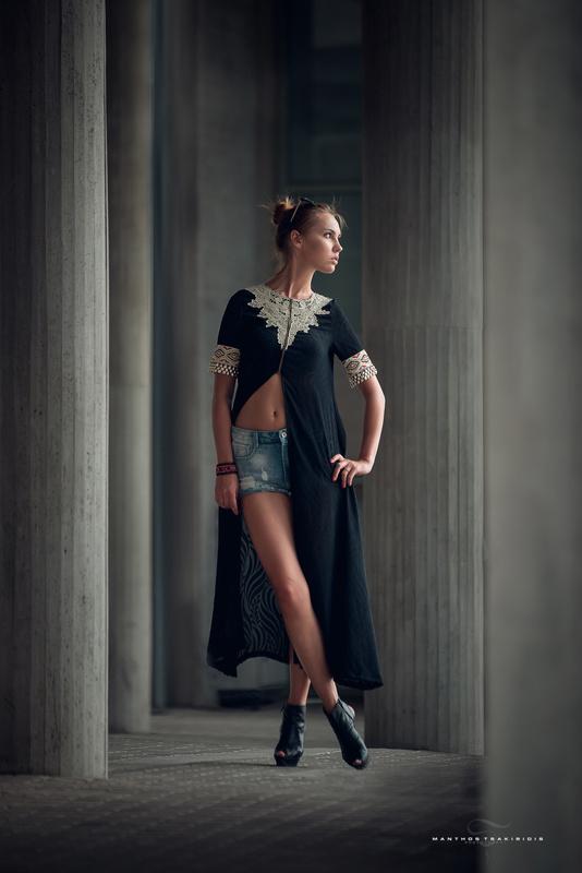 Elena by Manthos Tsakiridis