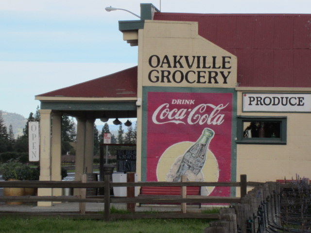 Oakville Grocery Store by John Vaccarello