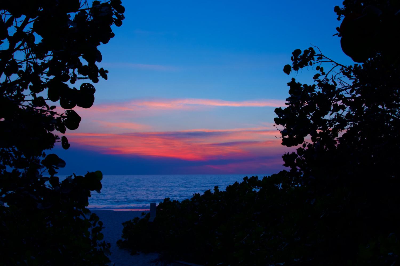 Naples Beach by John Vaccarello
