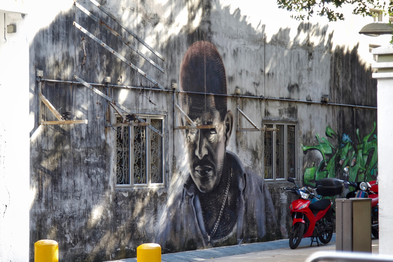 Street Mural  by John Vaccarello