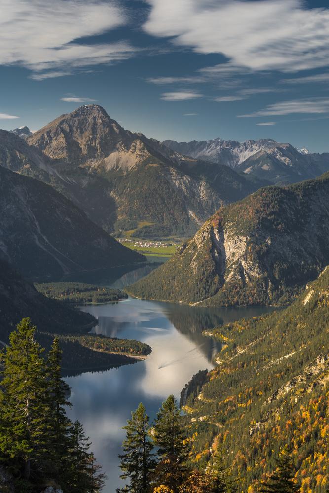 Ammergauer Alps by Thomas Prechtl