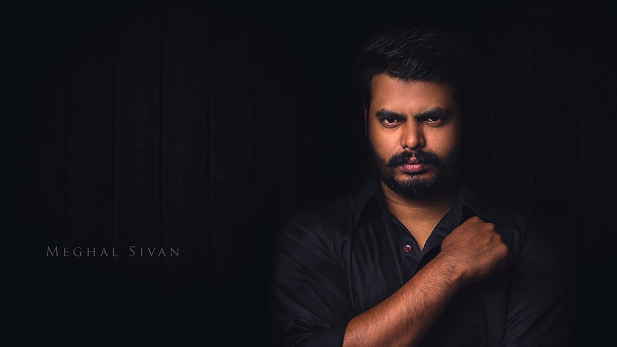 Self Portrait by Meghal Sivan