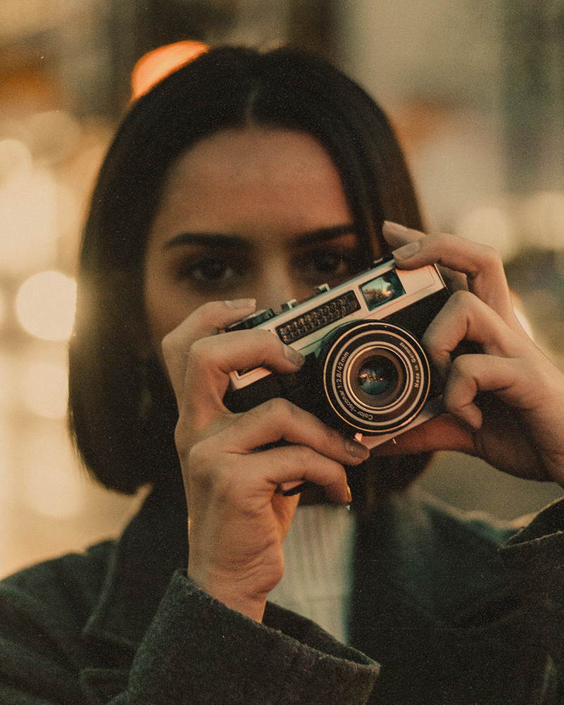 The important thing is not the camera but the eye. by Thanasis Bitzilis