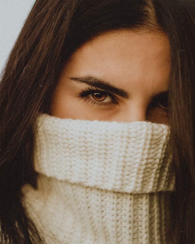 The eyes tell more than words could ever say. by Thanasis Bitzilis