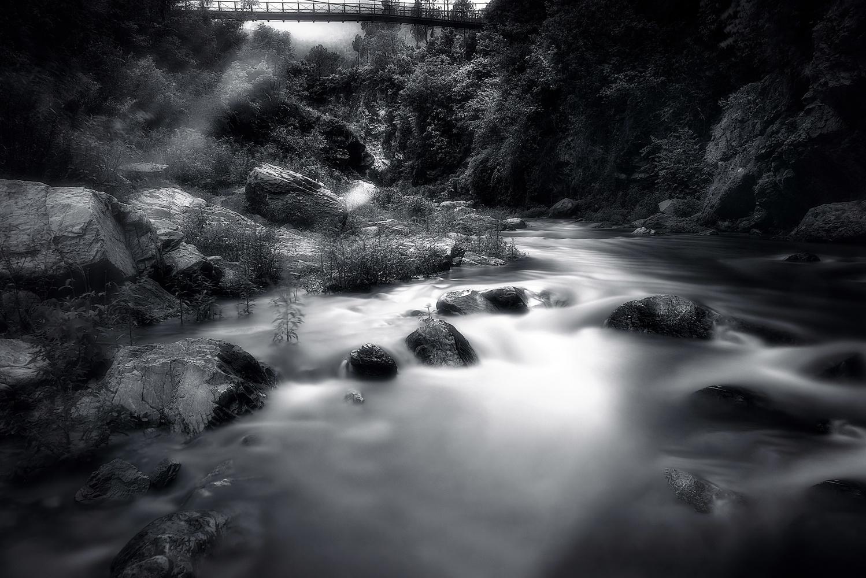 The River Kalsa by Rajiv Chopra