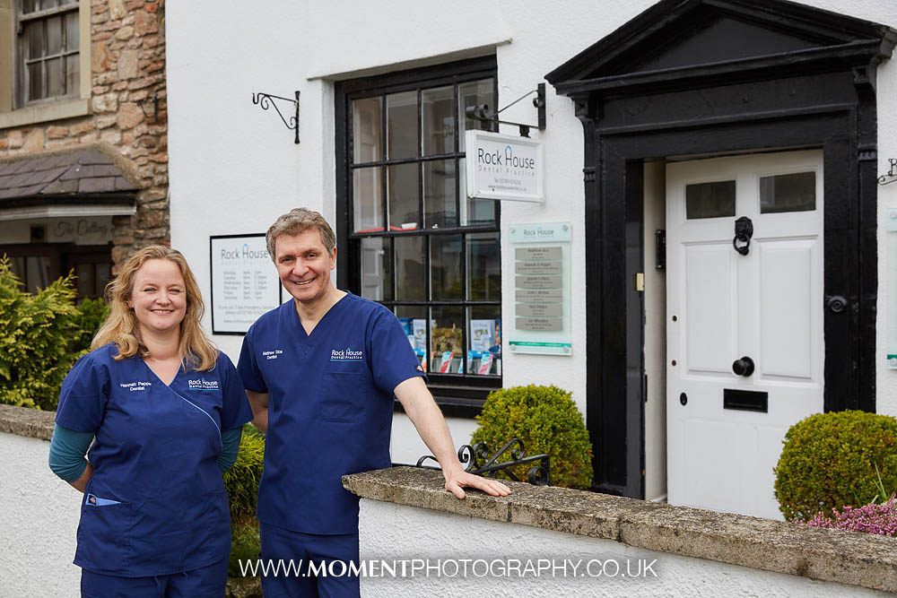 Rock House dental Practice Wells Somerset by Ross Alexander