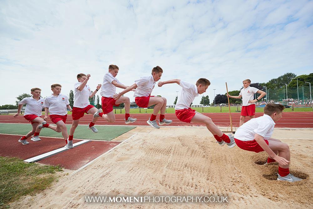 Preston School Yeovil sports day by Ross Alexander
