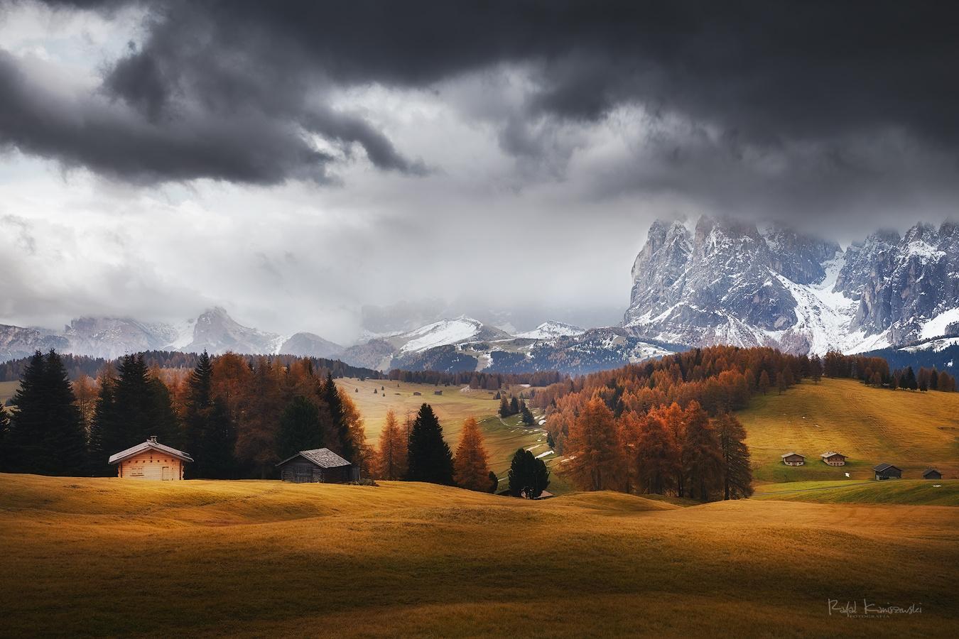 Alpe di Siusi by Rafal Kani