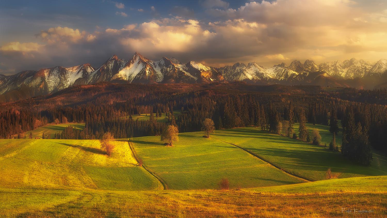 Tatra mountains by Rafal Kani