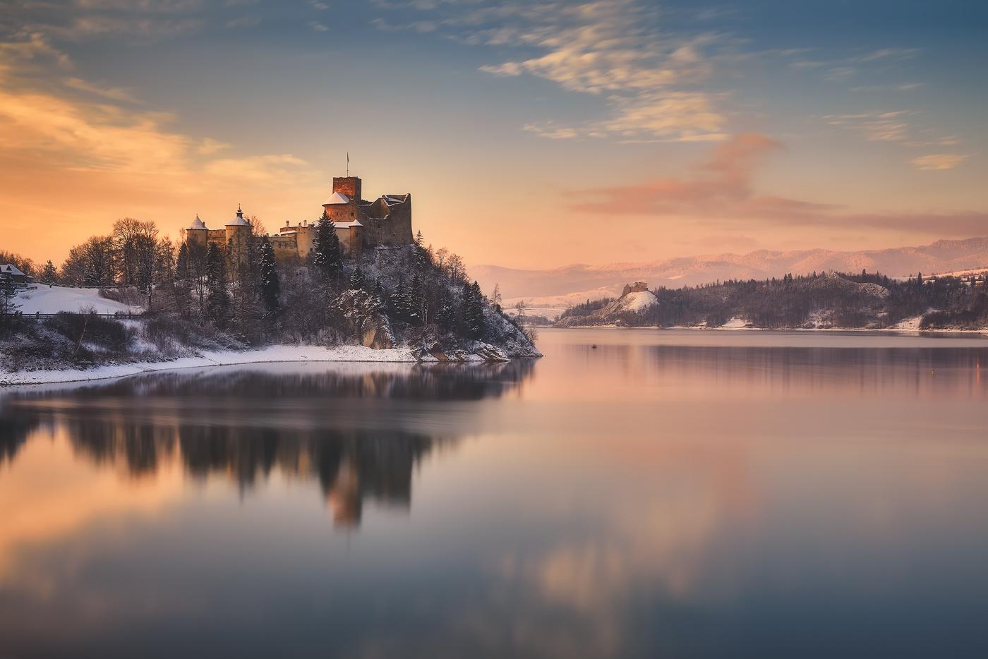 Niedzica-Castle by Rafal Kani