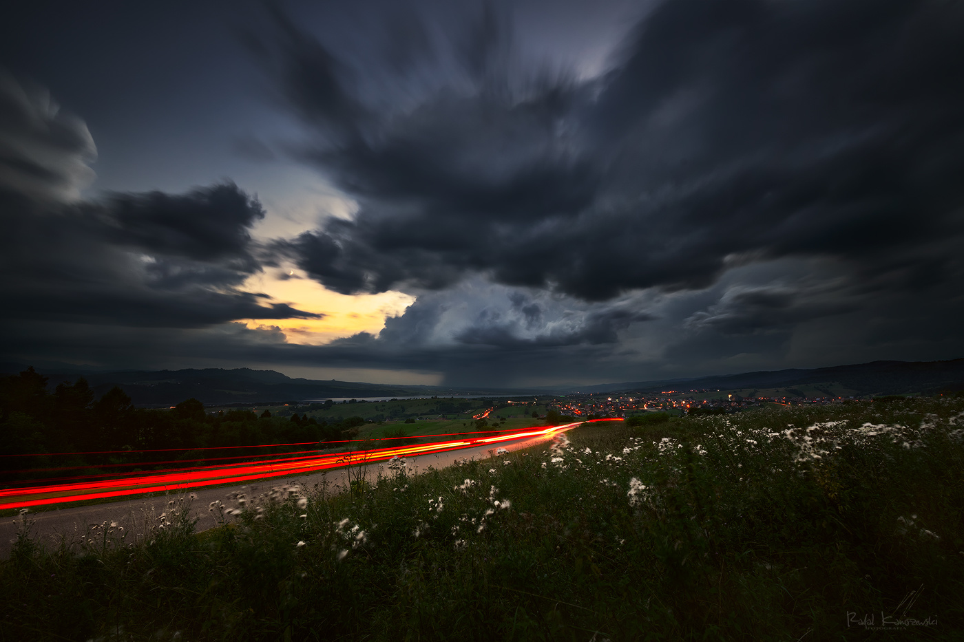 Before the storm by Rafal Kani