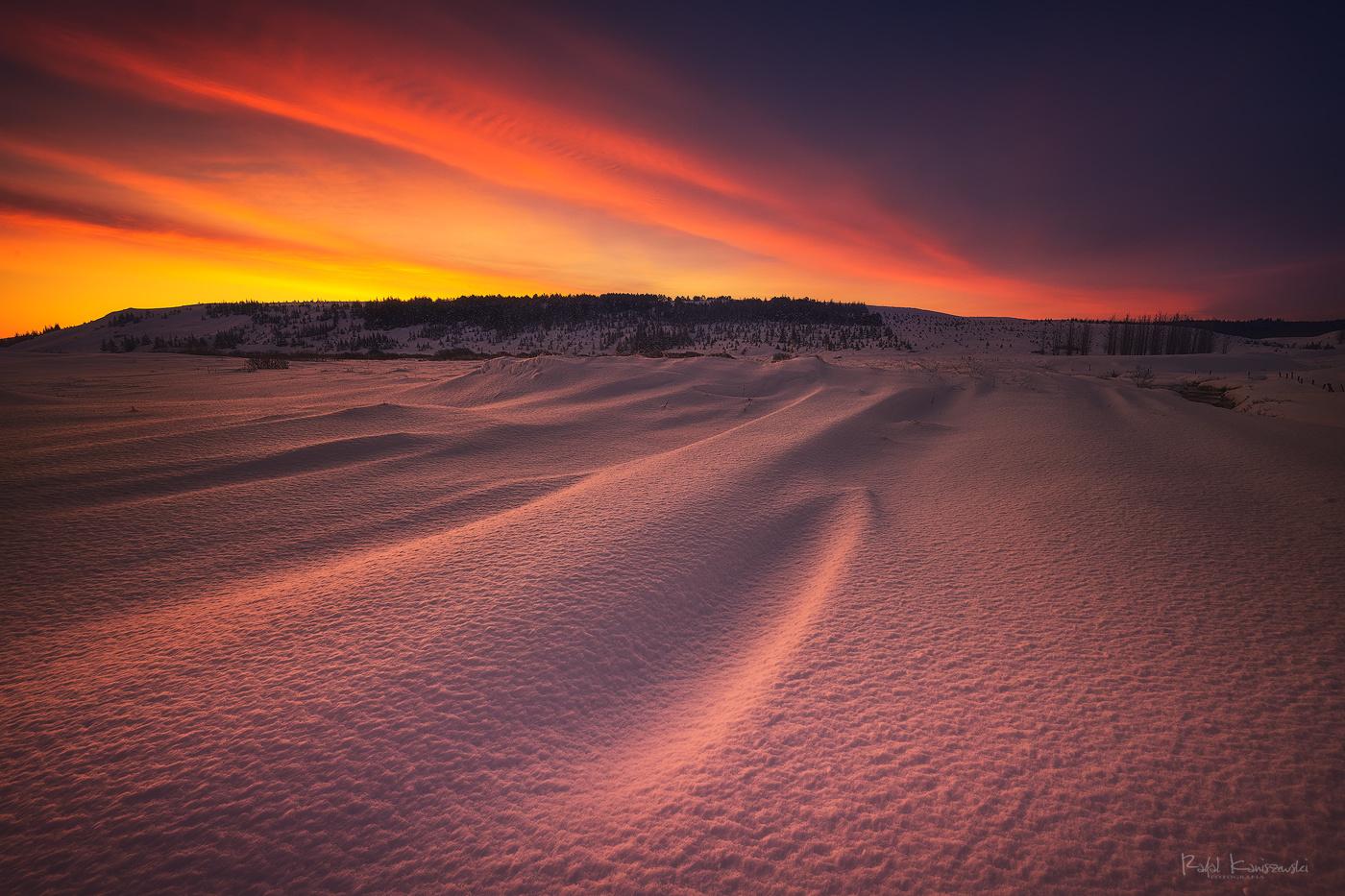 Before sunrise by Rafal Kani