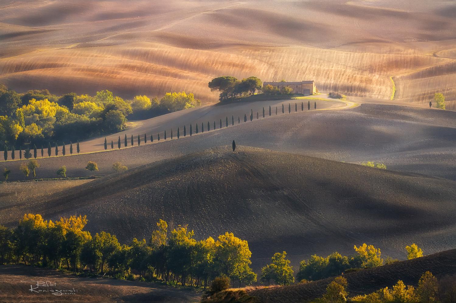 Tuscany by Rafal Kani