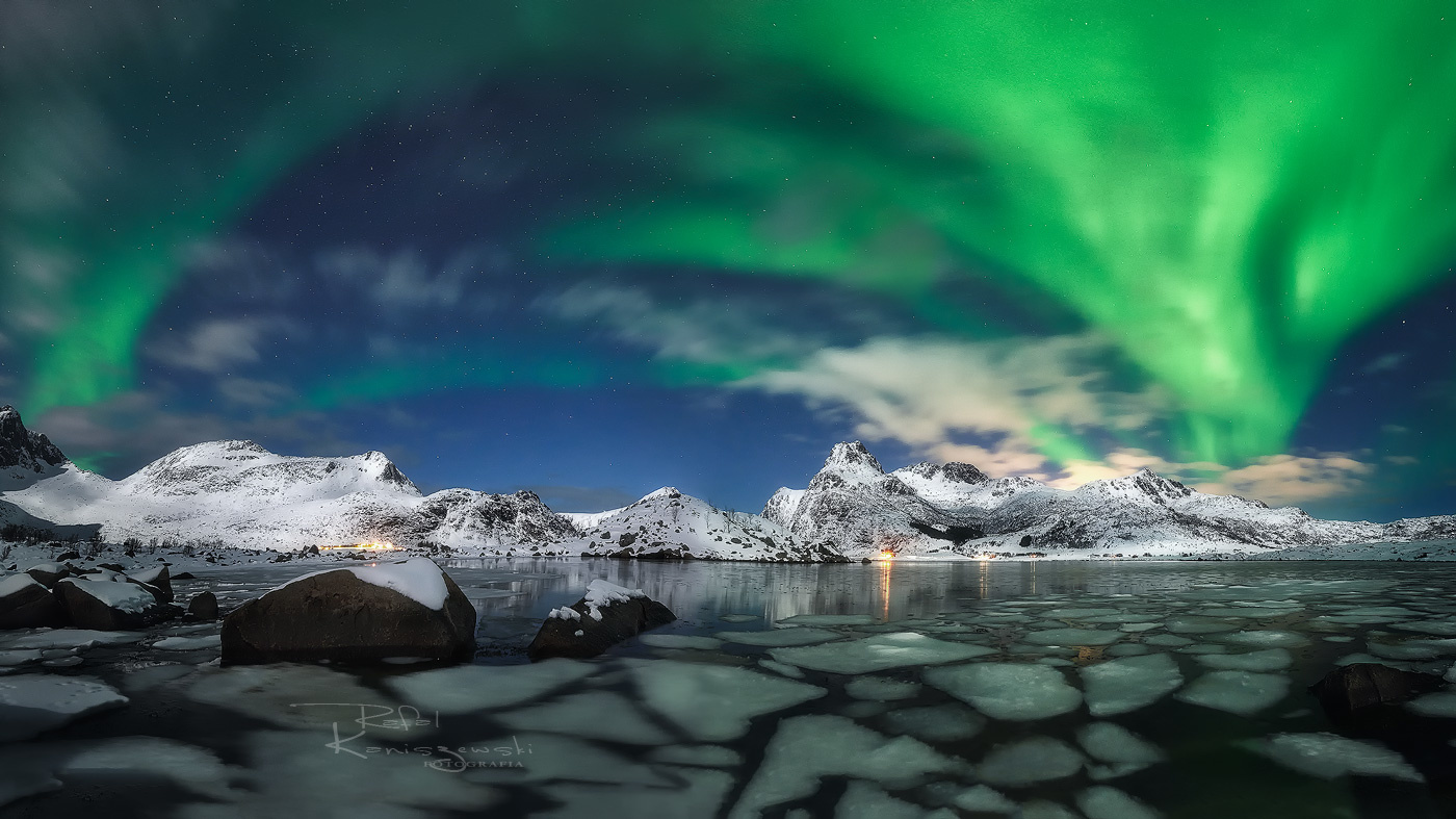 Aurora by Rafal Kani