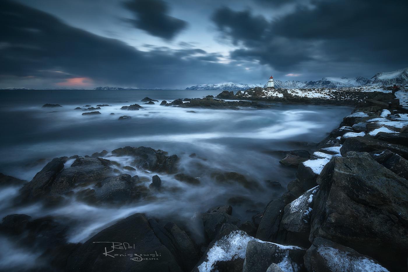 Blue hour by Rafal Kani